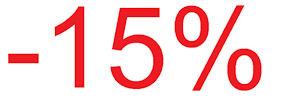 15% RABATU na suknie Frirmy DUBER.